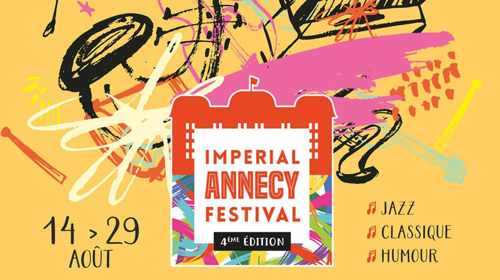Imperial Annecy Festival - 4th edition